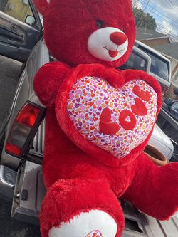 Valintines Teddy Bear for Sale in Modesto,  CA