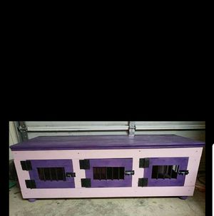 Custom, Handmade Dog Crate for Sale in Belleville, IL