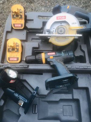 Ryobi tools for Sale in Richland, WA