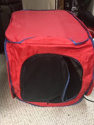 Large Collapsible Dog Kennel $12 for Sale in Charleroi, PA