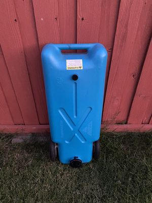 CAMPERS & RVs. 15 Gallon drain water tank for Sale in Temecula, CA