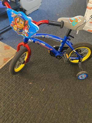 Paw patrol bicycle for Sale in Corona, CA