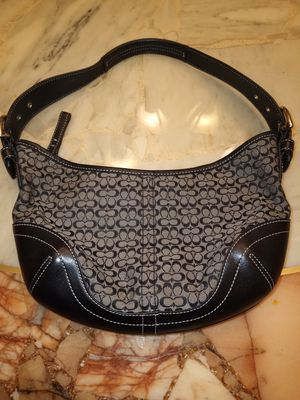 Coach purse handbag 👜 😍❤ cartera de coach for Sale in Miami, FL