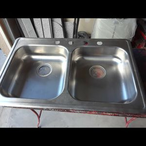 Stainless Steel Sink for Sale in Albuquerque, NM