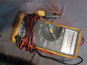Mac tools fluke multi meter for Sale in Phoenix, AZ