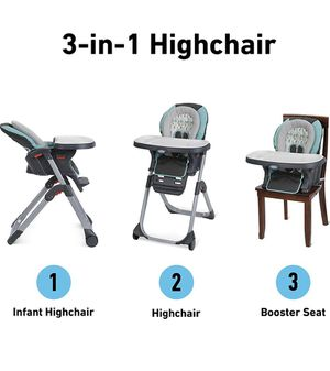Gracco Duodiner lx highchair for Sale in Bentonville, AR