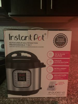 Instant pot for Sale in Henderson, NV
