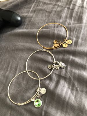 Alex and ani charm bracelets for Sale in Salinas, CA