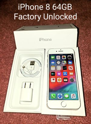 iPhone 8 64GB, Rose Gold, Factory Unlocked, Excellent Condition! for Sale in Skokie, IL