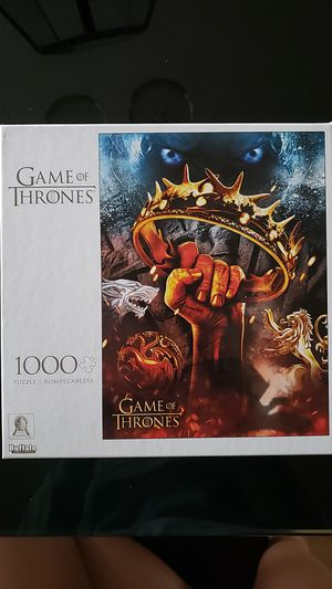 Game of Thrones 1000 piece puzzle for Sale in Scottsdale, AZ
