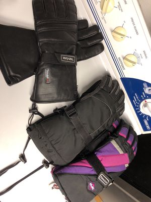 Snowmobile gloves for Sale in Danvers, MA