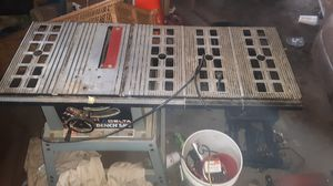 Delta table saw for Sale in Tarentum, PA
