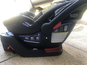 Britax Bsafe Car Seat with Base for Sale in Carlsbad, CA