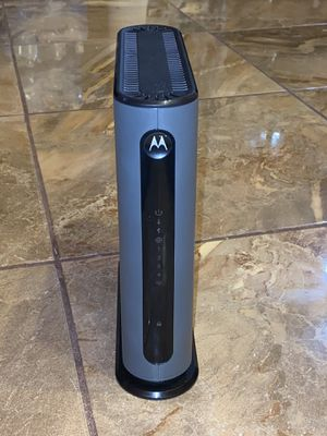 Motorola MG7310 Modem/Router (2.4ghz only WiFi) for Sale in Grand Prairie, TX