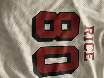 49ers Jersey Jerry Rice for Sale in Wasco,  CA