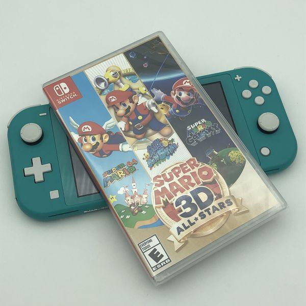 Nintendo Switch Lite & Super Mario 3D All Stars