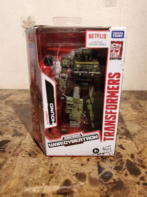 Transformers War For Cybertron Netflix Series Autobot Hound Walmart Exclusive for Sale in Florissant, MO