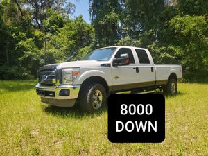 2011 Ford F350 4X4 for Sale in Micanopy, FL
