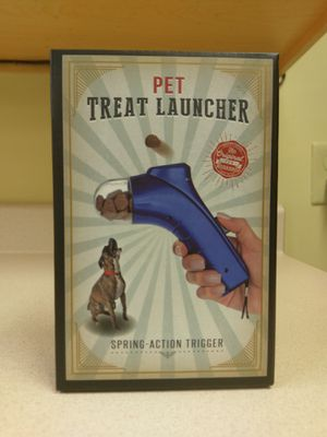 Pet treat launcher for Sale in Lakeview, OH