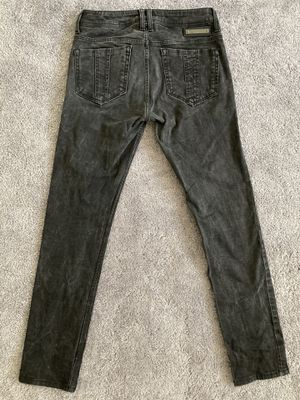Burberry Brit stone washed black low rise jeans for Sale in Rosemead, CA