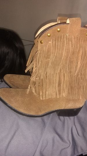 Girls cowgirl boots for Sale in Merced, CA