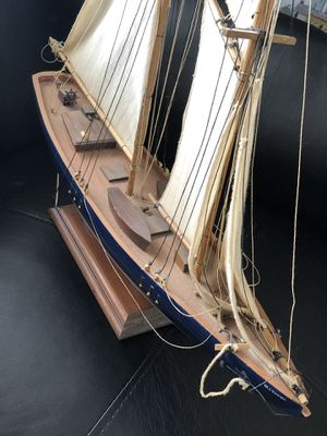 bluenose fishing schooner wood ship for Sale in St. Louis, MO