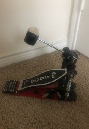 DW 5000 kick pedal for Sale in North Richland Hills, TX