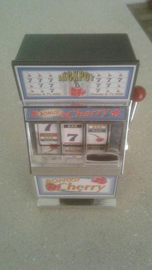 Slot Machine BankOFFER UP for Sale in Phoenix, AZ