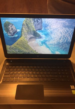 HP Pavilion NoteBook 15 Touch Screen for Sale in East Moline, IL