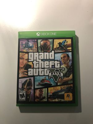 Gta 5 Xbox One for Sale in FL, US