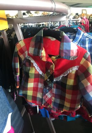 Kid's Western Shirts for Sale in Fort McDowell, AZ