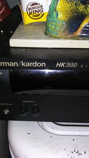Receiver stereo for Sale in Denver, CO