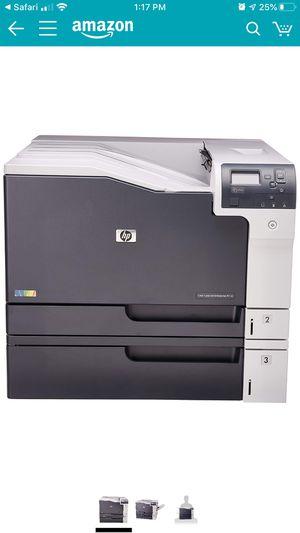 HP LASER PRINTER - Color Laserjet M750 for Sale in Hialeah, FL