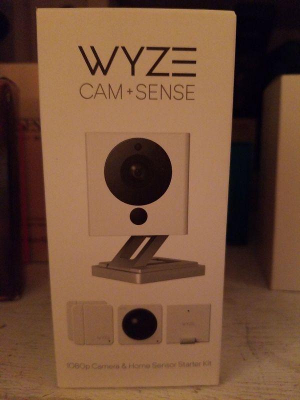 Wyze security camera 3 camera bundle