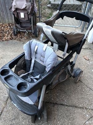 Graco Double Stroller USED for Sale in Havertown, PA