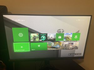 Acer kg271bmiix 27 inch gaming monitor cash app only for Sale in Greensboro, NC