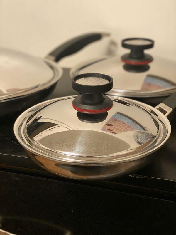 Royal Prestige Fry Pan Set