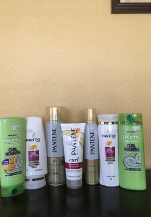 Curly Hair Beauty Bundle for Sale in Perris, CA