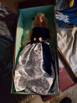 Avon winter barbie for Sale in Bristol, PA