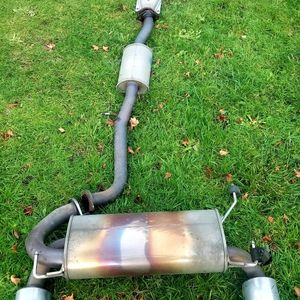 Nissan 350z Nismo Stock Exhaust for Sale in Kent, WA