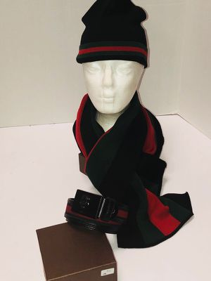 Hat scarf and belt set for Sale in Washington, DC