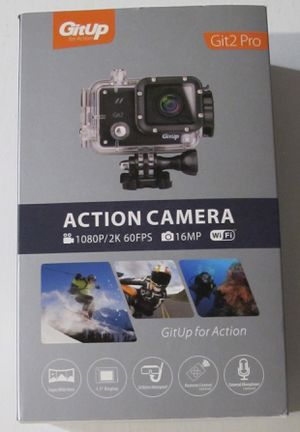 Git2Pro GoPro Camera Brand New for Sale in Palo Alto, CA