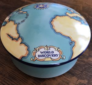 Authentic Tiffany's porcelain container from France for Sale in Colesville, MD