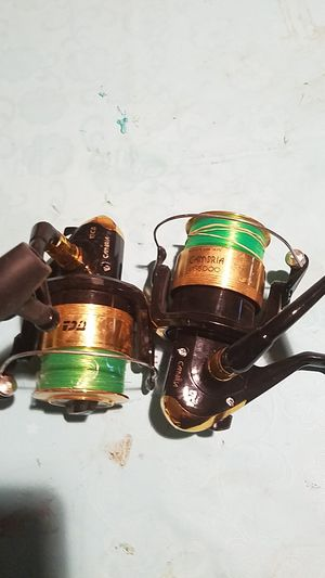 Cambria eg5000 fishing reels for Sale in Lansdowne, MD