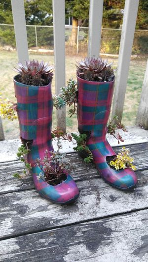 Planter boots for Sale in Puyallup, WA