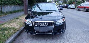 Audi A4 Quattro S-line for Sale in Seattle, WA