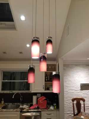 Kichler Ceiling Light Fixture - Pendant for Sale in Staten Island, NY