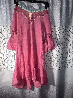 Boho dress — Pink for Sale in Silver Spring, MD