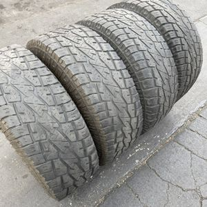 (4) 315/75R16 Pro Comp Sport All Terrain for Sale in Santa Ana, CA