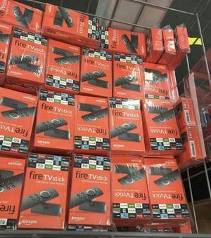 Unlocked Fully Loaded Amazon Fire TV Stick for Sale in Las Vegas, NV